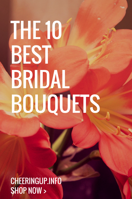 10 top best bridal bouquets for your wedding