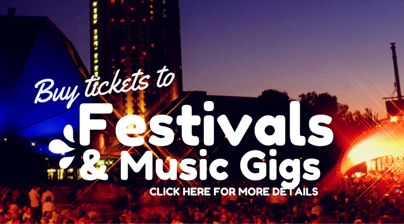 Best Festivals and Music Gigs Deals Discounts and Exclusive Offers in UK