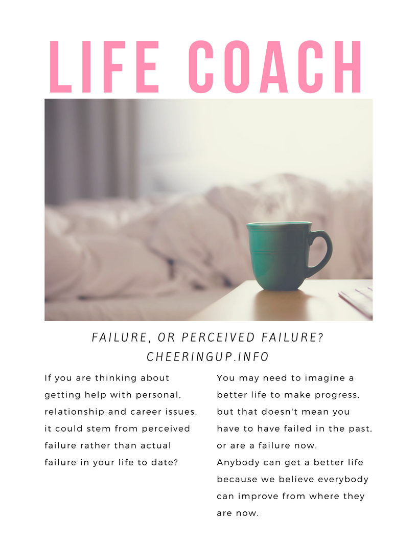 Life Coach Help For Better Life Living Lifestyle