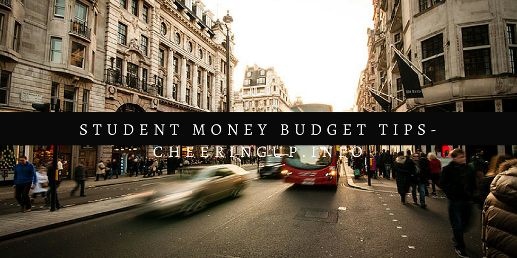 Typical Student Budget UK