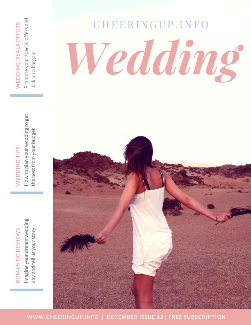 wedding exhibition show magazine