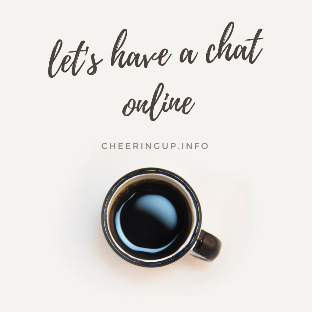 Let's Have A Chat On Cheeringup.info