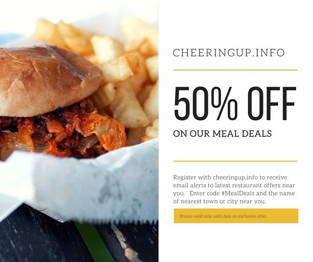 Best Restaurant Meal Deals In London Cheeringup Info