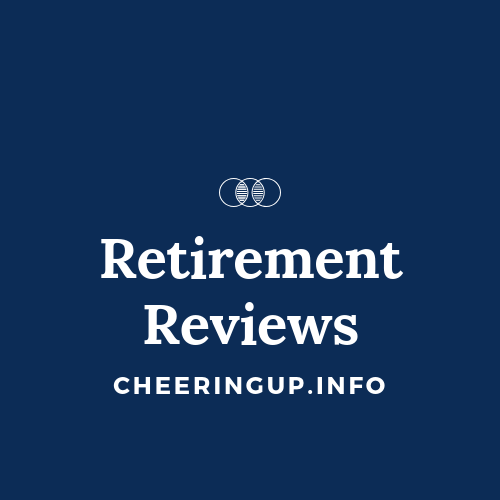 CheeringupTV Retirement Reviews
