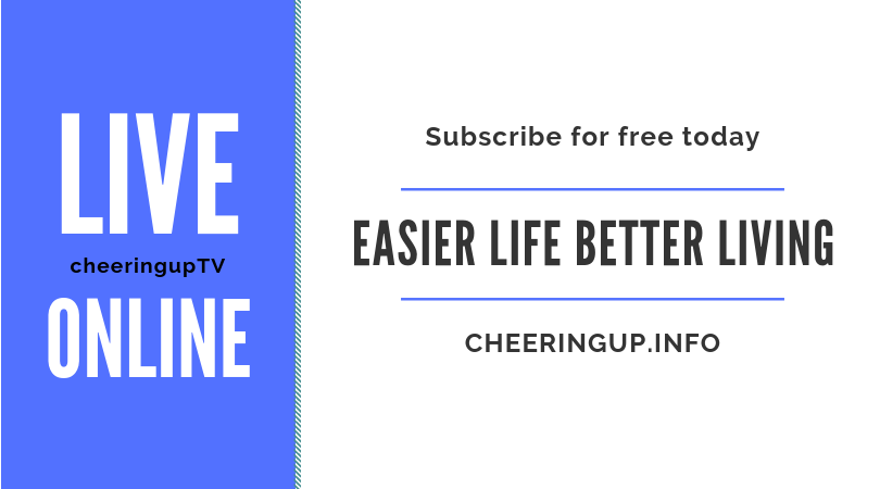 cheeringupTV Broadcasting Online To Help Improve Lifestyle In UK