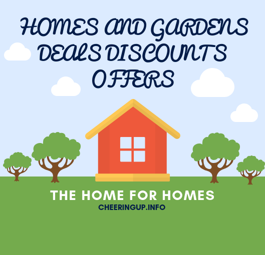Home and Garden Centre Discount Code