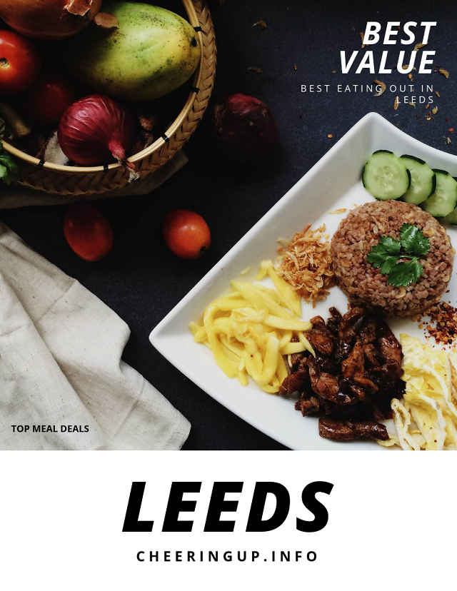 Best Meal Deal Leeds