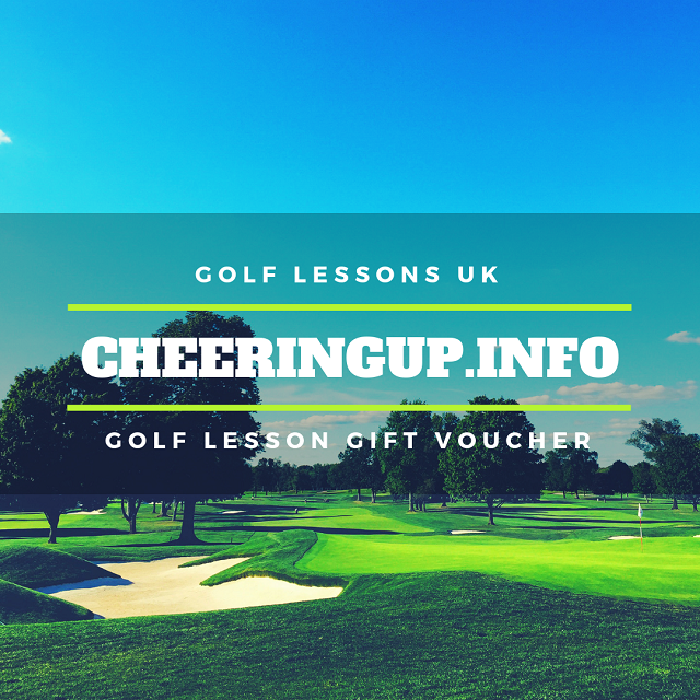 Golf Lesson Gift Vouchers UK CheeringupInfo Golf Lessons Gifts
