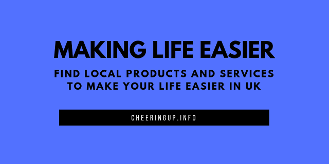 Making Life Easier In The UK With CheeringupInfo