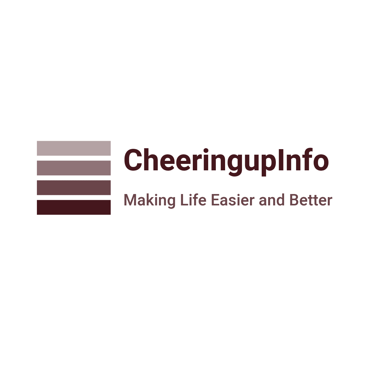 Make this life a wonderful adventure with CheeringupInfo