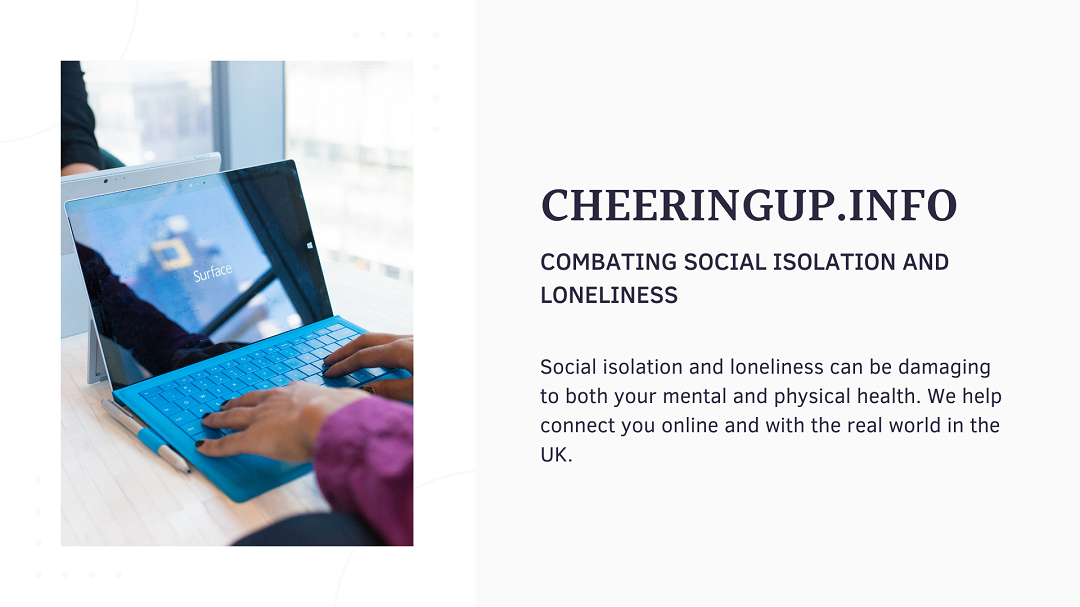 Tackling Social Isolation and Loneliness