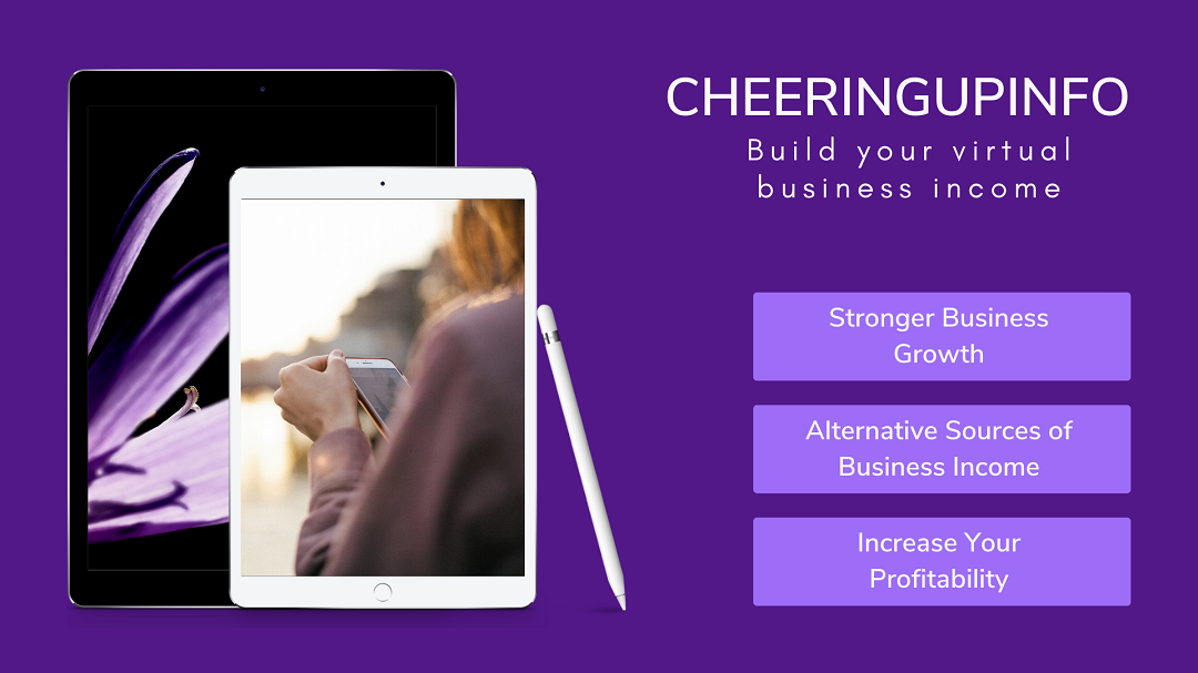 Create Your Virtual Business With CheeringupInfo
